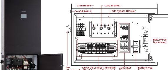 H5001_Hybrid_Inverter